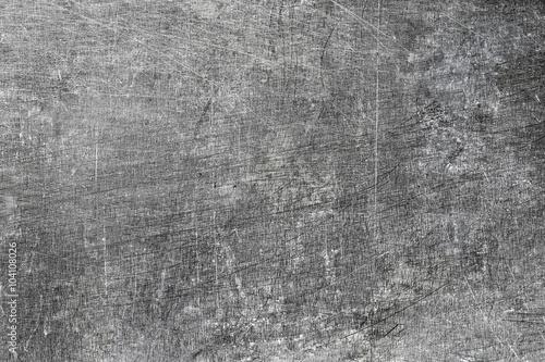 Staande foto Leder metallischer Hintergrund mit Kratzern