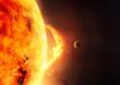 Fototapete Sonnensystem - Wissenschaft -