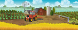 Das ist die Zeit für Einbringung unserer Ernte!