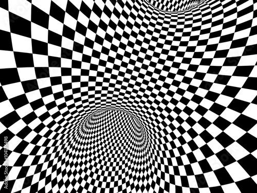 Obraz Abstract illusion