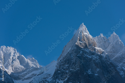 mountain landscape - 104161290