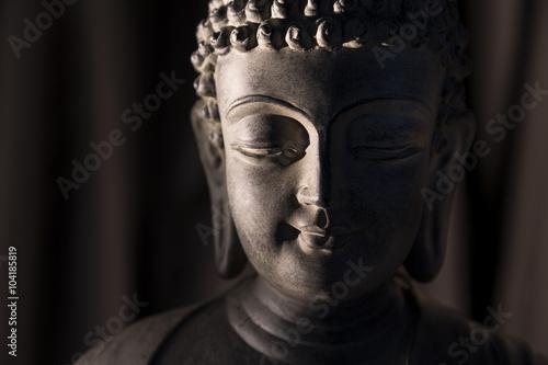 Plakát, Obraz Socha de bouddha