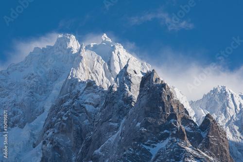 mountain landscape - 104191871