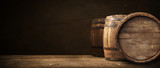 Fototapety background of barrel