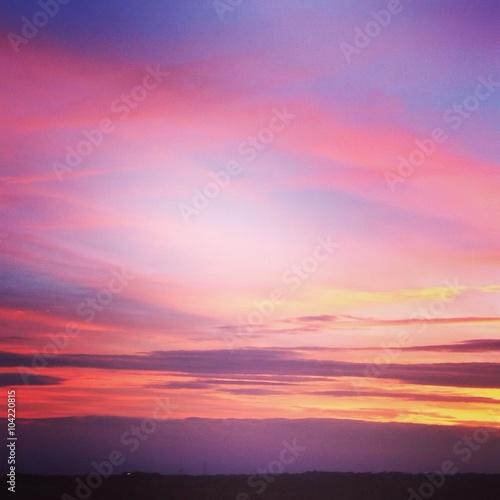 Aluminium Candy roze tramonto