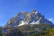 Civeta mountain of Dolomite mountains, Italy