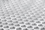 3D Hintergrund mit Hexagon Waben