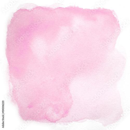 Pink spot hand drawn - 104306220