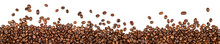 "Постер, картина, фотообои ""coffee beans isolated on white background"""