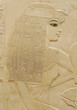 Pretty Woman. Ancient Egyptian sculpture from tomb of Ramos