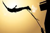 Bungee skakanie z odwagą