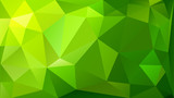 Abstract low poly background of triangles - 104560844