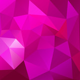 Abstract low poly background of triangles - 104560870