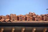 tejado en obras