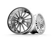 Silver Forged  Alloy  Car RIm