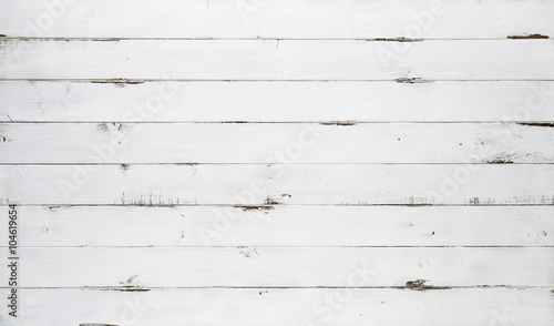 Distressed White Wood Texture Background Viewed From Above The Wooden Planks Are Stacked Horizontally And Have A Worn Look This Surface Would Be Great As