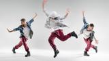 Fototapety Dancing man