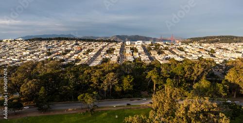 Fotobehang San Francisco San Francisco's Parks