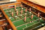 Futbolín, casa de juegos