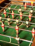 Futbolín, local de juegos