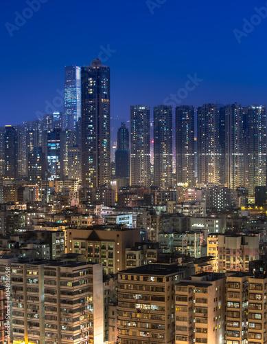 Foto op Aluminium Scandinavië Traveling Asian Cities of China Hong Kong