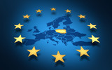 pologne, europe, union européenne, euro - 104925294