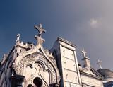tomb La Recoleta Cemetery