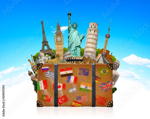 famous world monument pack - photo #29