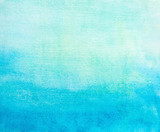 Fototapety abstract blue watercolor background