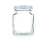 glass bottle on white background - 105153430