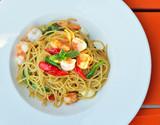 Spaghetti marinara - 105154068