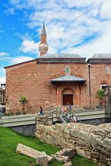 Plovdiv - Ancient Stadium and Dzhumaya Mosque