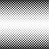 Fototapety Seamless black and white abstract circle pattern