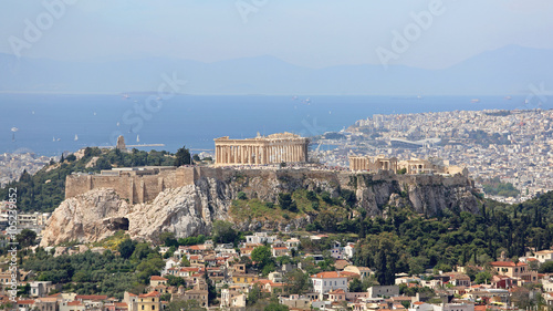 Foto op Aluminium Athene Athens