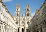 Fototapety Cathédrale d'Orléans