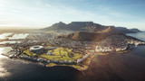 Fototapety Aerial view of Cape Town, South Africa
