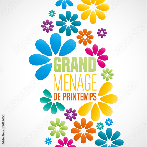Zdjęcia na płótnie, fototapety, obrazy : grand ménage de printemps