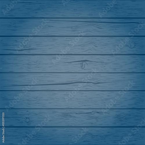 Background wood blue - 105397050