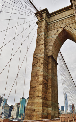 Brooklyn Bridge. © mshch