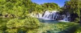 Waterfalls Krka, Croatia - 105633064