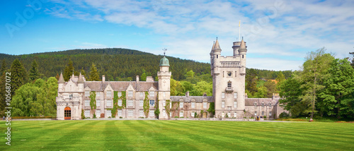 Balmoral Castle Estate