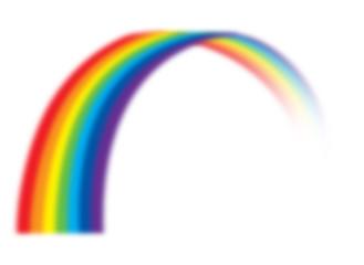 illustration of rainbow © Alekss