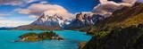 Fototapety Around Chilean Patagonia