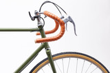 Vintage bicycle handlebar