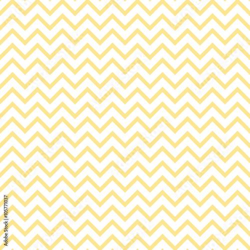 Chevron zigzag black and white seamless pattern. Vector geometric monochrome striped background. Zig zag wave pattern. Chevron monochrome classic ornament. - 105771037