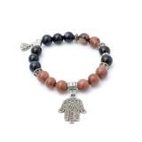 bracelet beads isolated