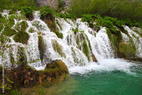 Plakat Waterfall