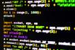 DDOS Attack concept