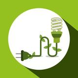 Save Energy icon design