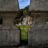 fontana di diana nel parco reale di caserta
